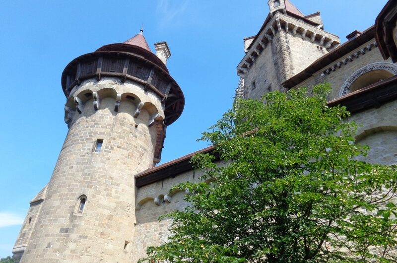 Burgturm Kreuzenstein
