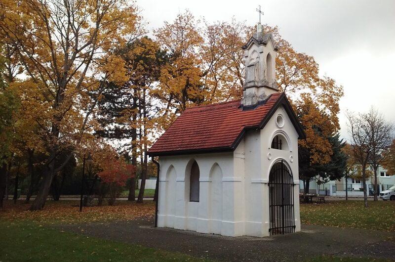 Sahulkapark Kapelle