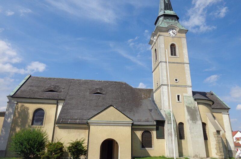 Kirche Leitzersdorf
