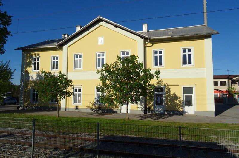 Bahnhof Schleinbach