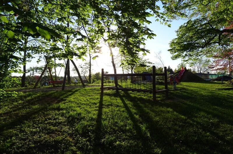 Neuer Spielplatz in Ulrichskirchen