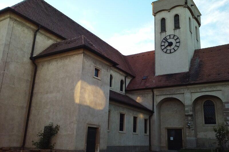 Deutsch Wagramer Kirche