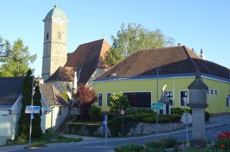 Zentrum Ulrichskirchen