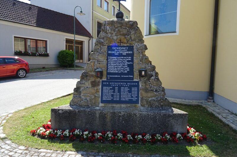 Kriegerdenkmal Pfösing