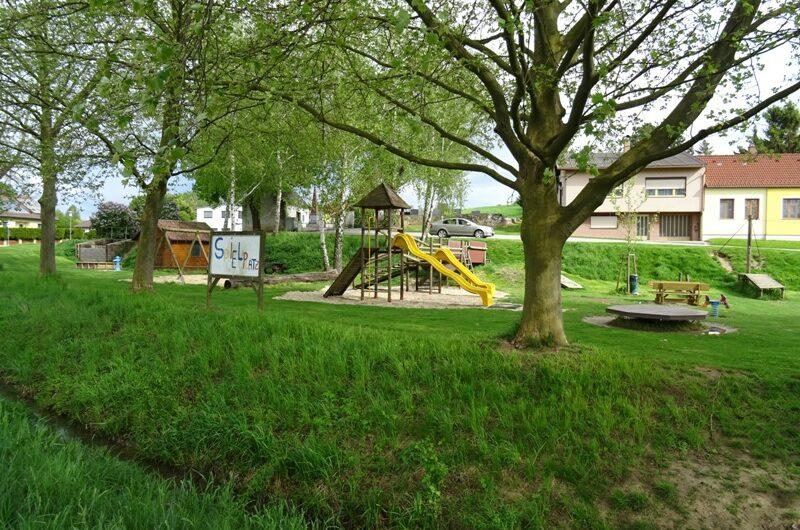 Spielplatz Traunfeld