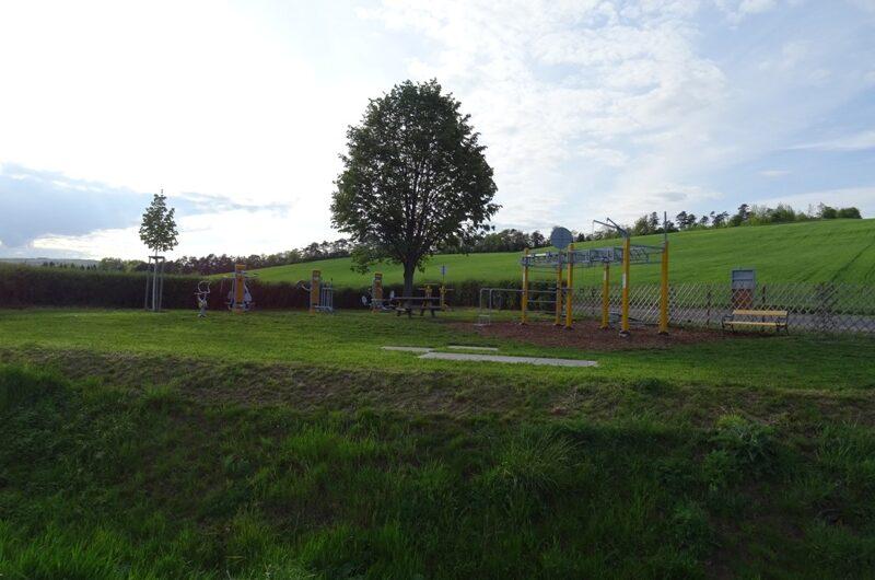 Trainingsgeräte in Riedenthal