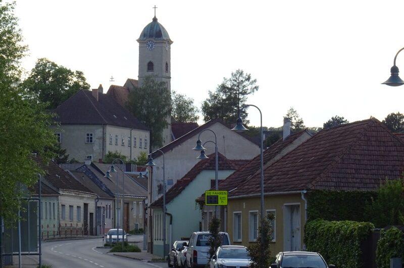 Ulrichskirchen – Wolkersdorfer Straße
