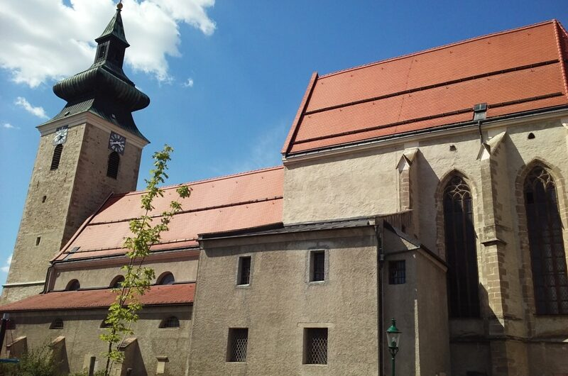 Kirche in Pillichsdorf