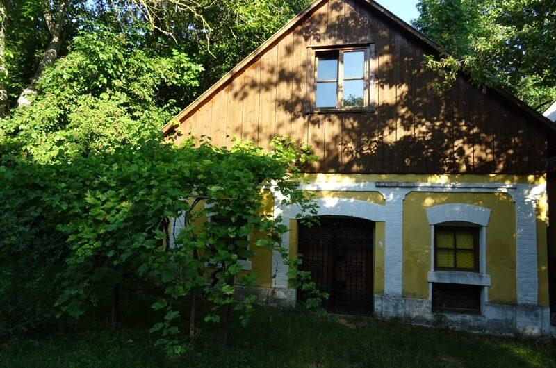 Haus in der Wolkersdorfer Kellergasse